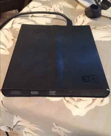 3q external optical disk drive-оптический привод