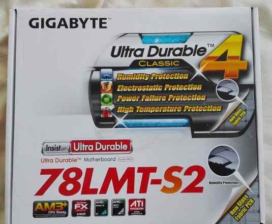 Gigabyte GA-78LMT-S2 rev 1.2