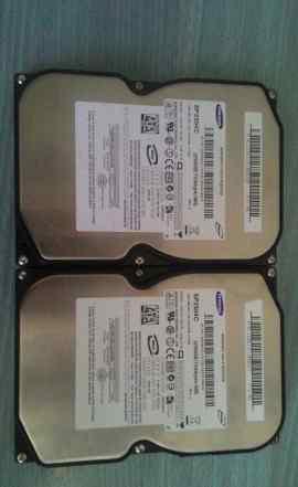 Жесткий диск Samsung SP2504C 250 GB 2шт