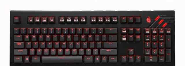Механическая клавиатура Cooler Master Ultimate