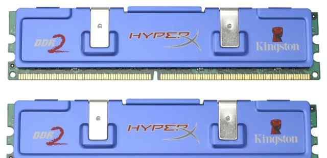 Kingston HyperX DDR2 (KHX8500D2K2 )