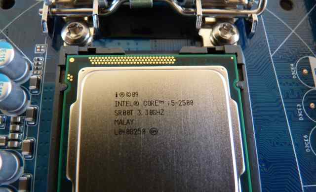 Процессор Intel Core i5-2500 Sandy Bridge LGA1155