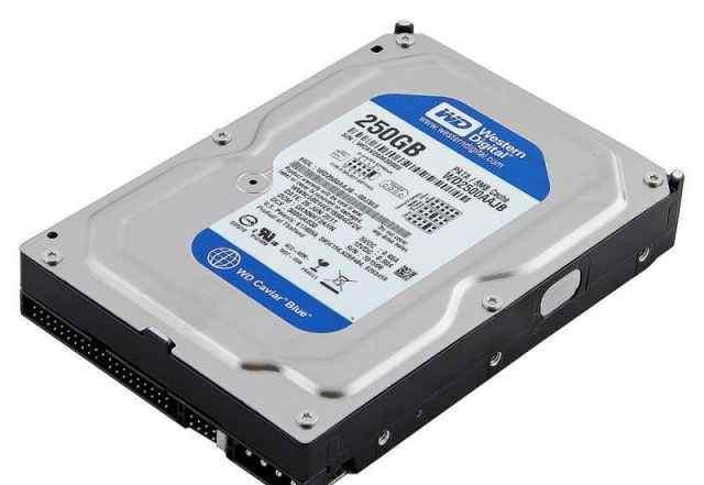HDD IDE 80Gb 250Gb(2шт)