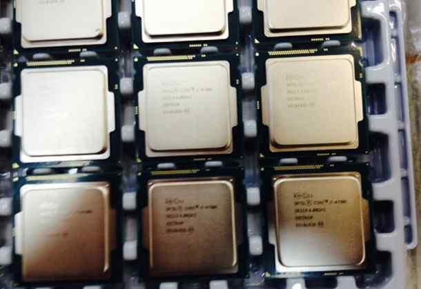 Процессор Intel i5 4440 3.1 GHz 84W оптом