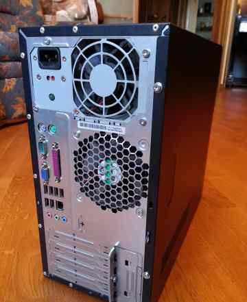 Компьютер HP Compaq dx7400