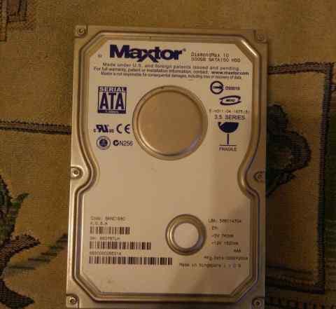 Жесткий диск Maxtor 300Gb