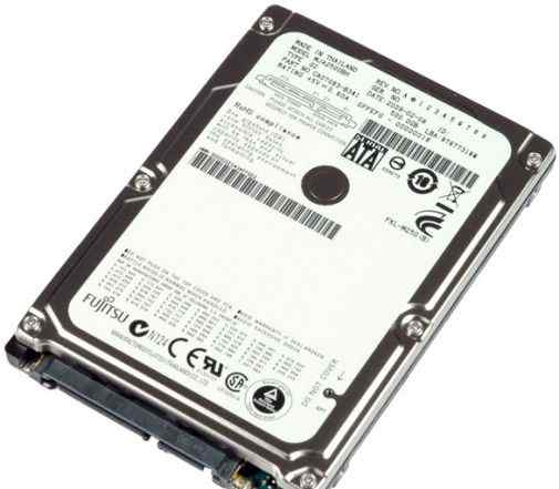 Жесткий диск для ноутбука 320 Гб SATA