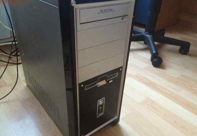 Intel(R) Pentium(R) 4 CPU 2.80 GHz RAM 512