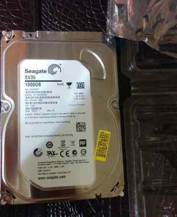 Новый жесткий диск Seagate SV35