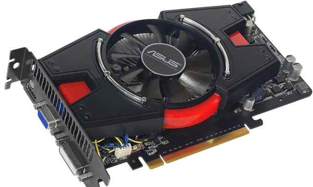 GeForce GTX550 Ti