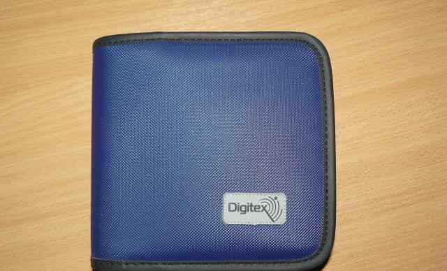 Портмоне Digitex для 28 CD