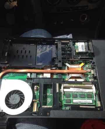 Материнская плата для ноутбука Asus X52J