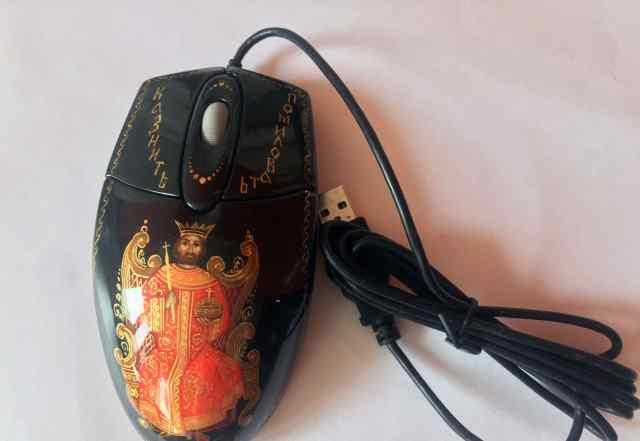 Компьютерная мышь Казнить-Помиловать в подарок