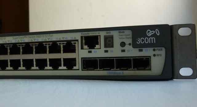 Коммутатор 3COM Switch 5500-SI 52-Port