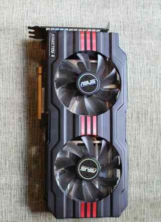 Asus radeon HD 7950 directcu II 3GB DDR5