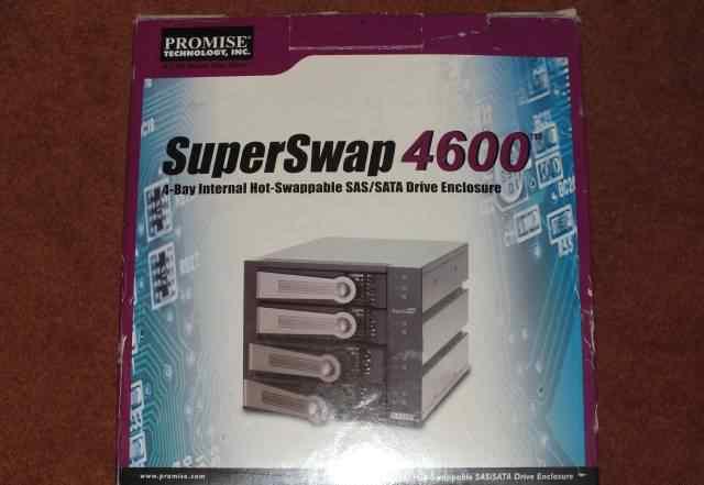 Корпус для HDD Promise SuperSwap 4600
