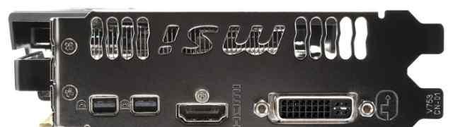 Видеокарта MSI Radeon R9 280x