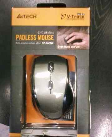 Мышь A4Tech G7-400NX