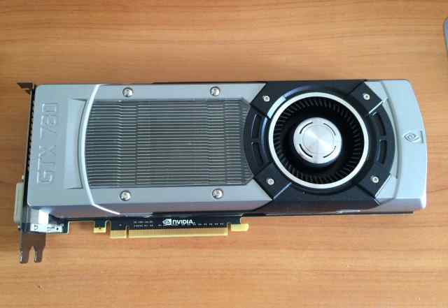 Evga GeForce GTX 780