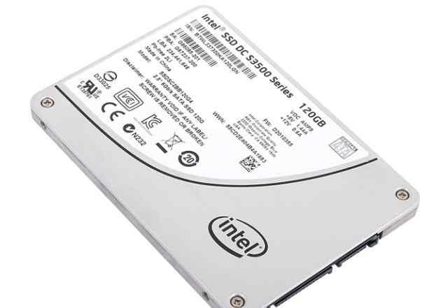 SSD intel S3500 ssdsc2BB120G401