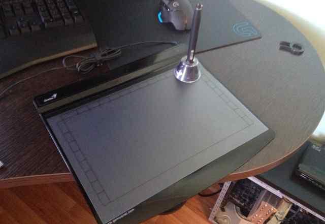 Графический планшет Genius G-Pen F610 Ultra Slim