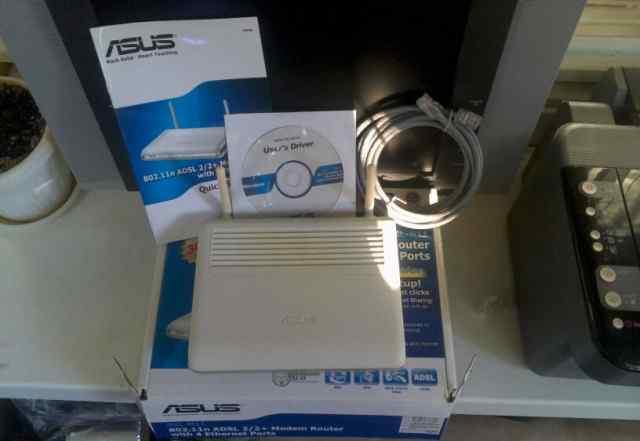Роутер Asus DSL-N11