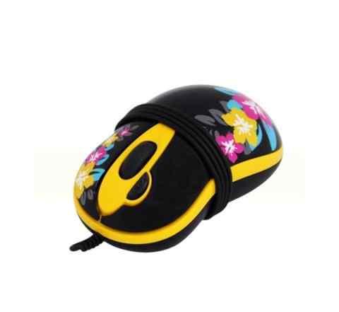 Мышь G-Cube GOA-6N Цветы