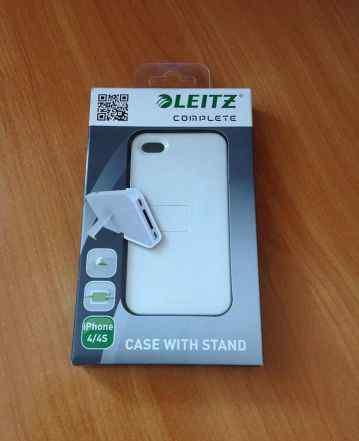 Защитная панель для iPhone 4/4S с подставкой