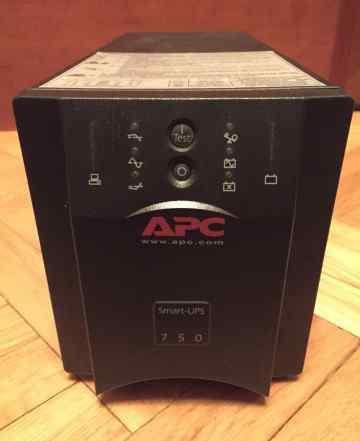 Блок питания APS Smart-UPS 750 (новые батареи)