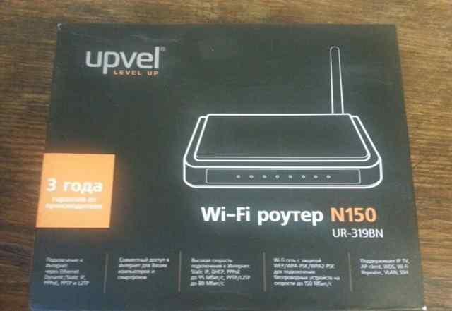 Wi-fi роутер upvel