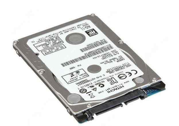 Жёсткий диск Hitachi HTS54505A6C0 500Гб
