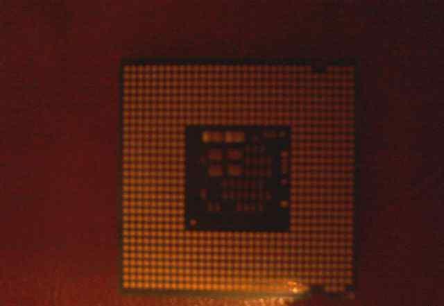 Процессор intel pentium