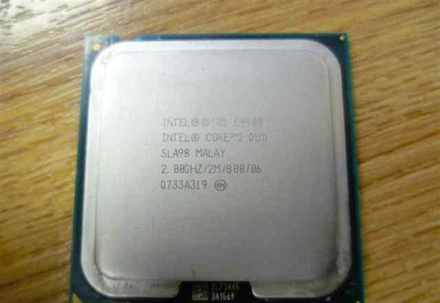три устаревших процессора Intel