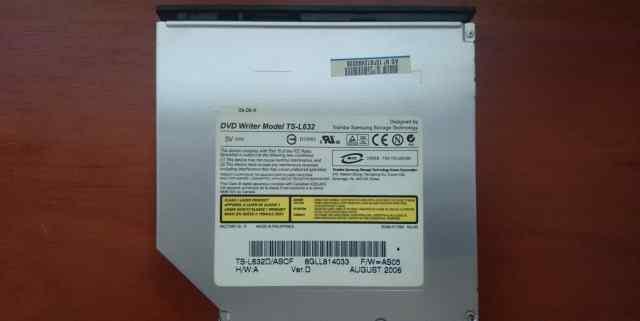 Оптический привод DVD Writer Model TS-L632