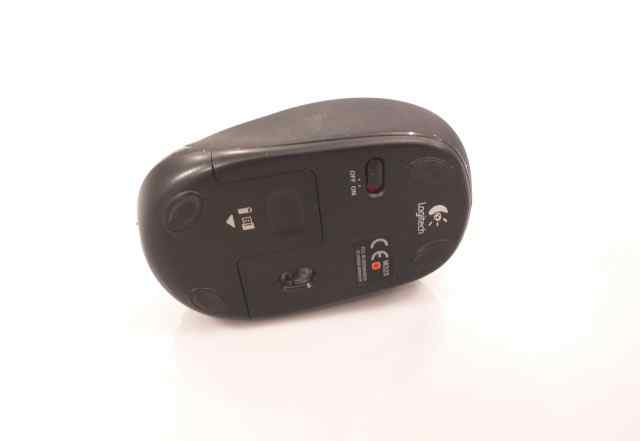 Мышка Logitech M325 Black