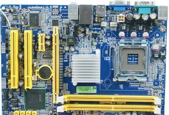Socket 775, Jetway I31GM4-LF, поддержка Core2Quad