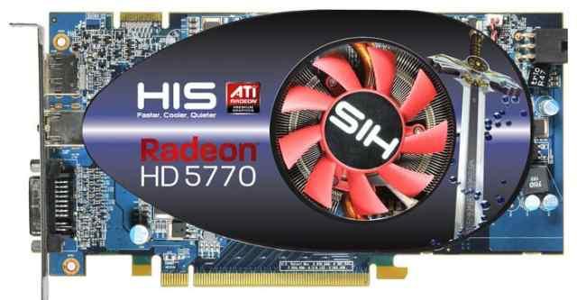 HIS ATI Radeon HD 5770
