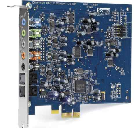 Creative X-Fi Xtreme Audio PCI Express