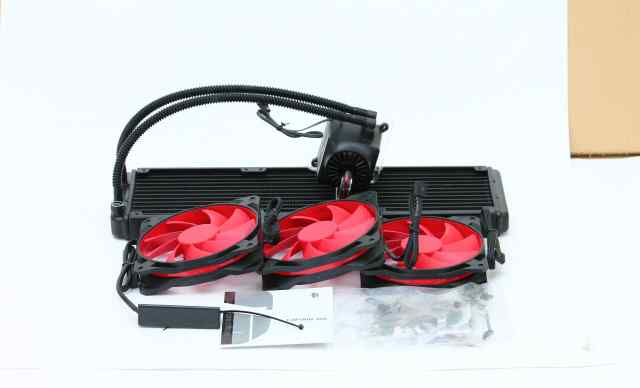Сво Deepcool captain 360 для процессора