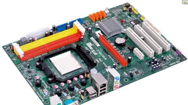 Socket AM3, ECS nforce6M-A2