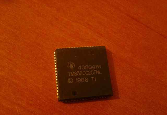микросхемыTms320c25fnl