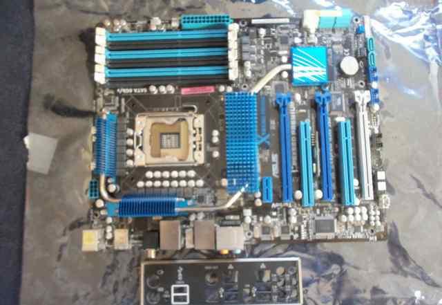 Asus P6X58D (LGA 1366)