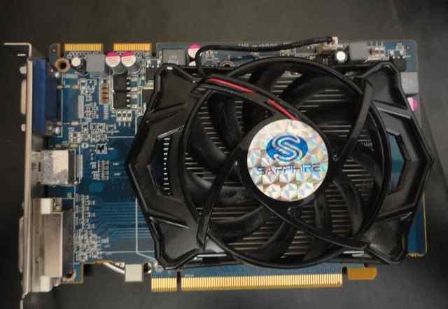 Sapphire HD5550 1G gddr5 PCI-E hdmi/DVI-I/VGA
