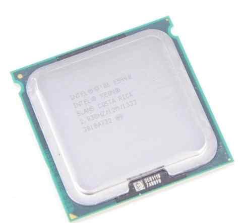 Xeon 5440 аналог Core2 Quad Q9550