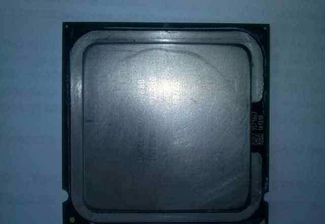 Процессор Intel Core 2 Duo 2.4 Ghz