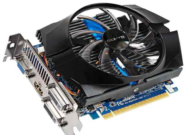 Gigabyte GeForce GTX 650