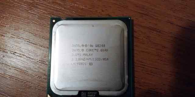Процессор Intel Core 2 Quad SLG9S 2.33 GHz 1333