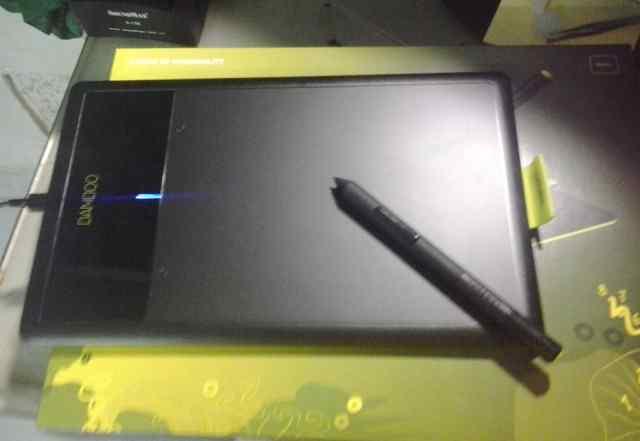 Графический планшет wacom CTL-470K-rupl