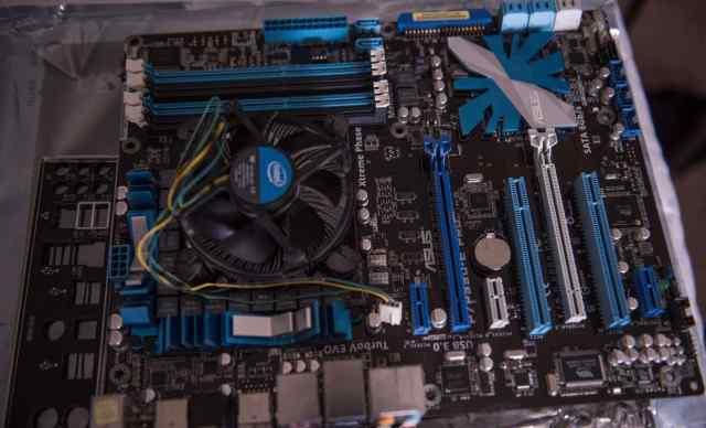 Asus P7P55D-E PRO LGA 1156