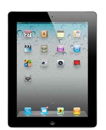 Планшет Apple iPad 2 16Gb Wi-Fi Black